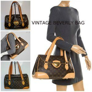 AUTHENTIC Louis Vuitton BEVERLY GM